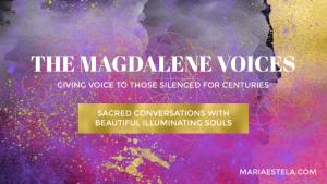 The Magdalene Voices, Mariaestela, Teacher, Speaker, Facilitator