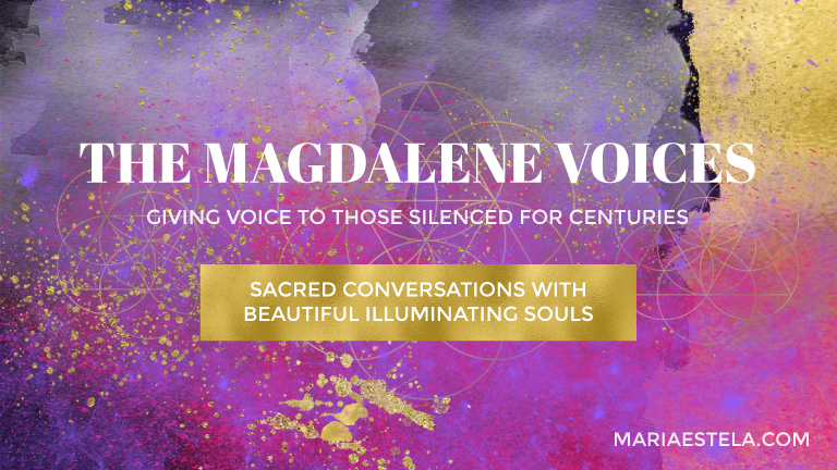 The Magdalene Voices, Mariaestela, Teacher, Speaker, Facilitator