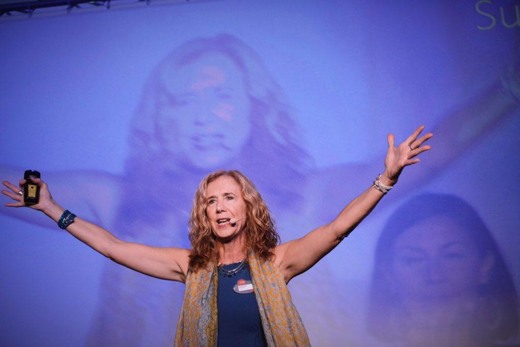 Suzanne Anderson, The Magdalene Voices, Mariaestela, Teacher, Facilitator