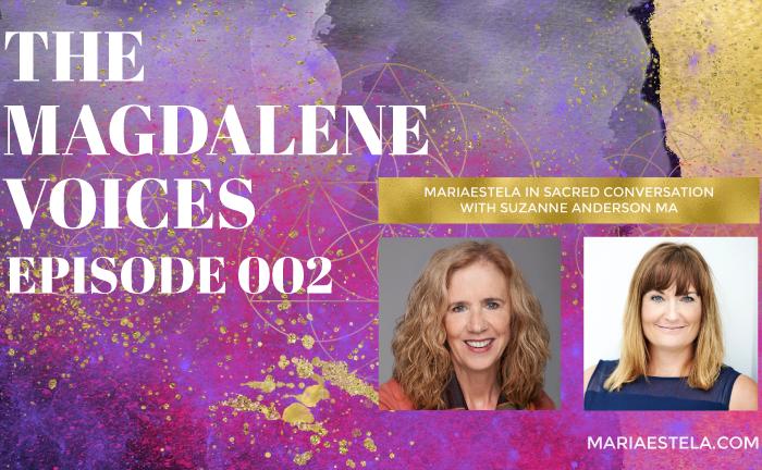 Suzanne Anderson, The Magdalene Voices, Mariaestela, Facilitator