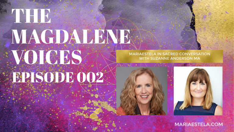 Suzanne Anderson, The Magdalene Voices, Mariaestela, Facilitator