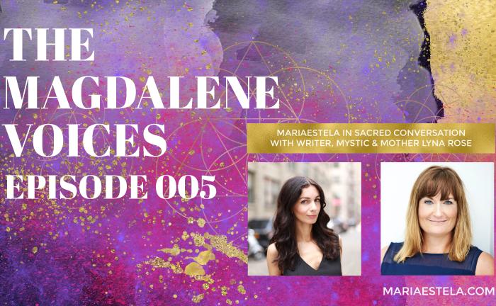 Lyna Rose, The Magdalene Voices, Mariaestela, Teacher, Facilitator