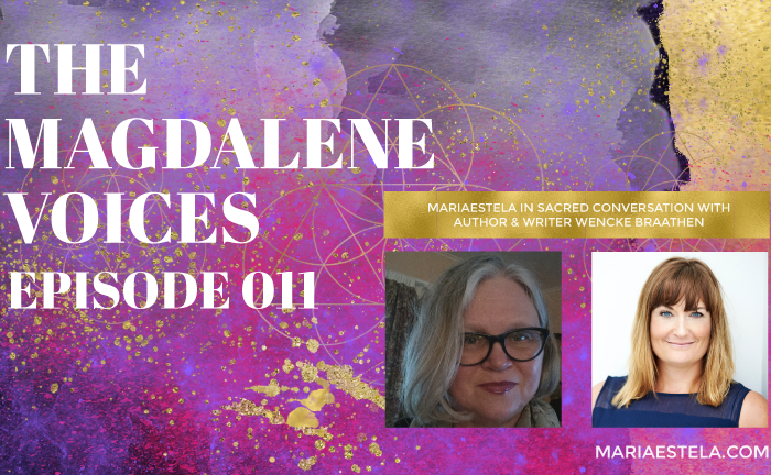 The Magdalene Voices, Wencke Braathen, Mariaestela, Facilitator, Magdalene