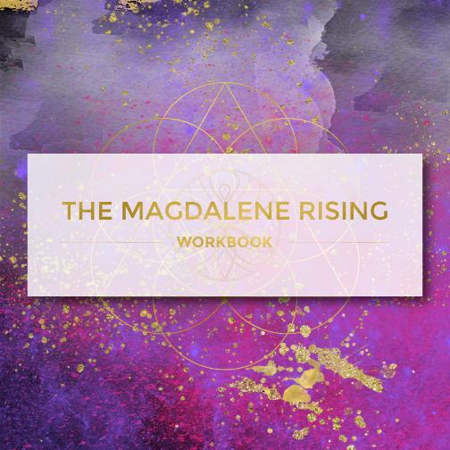 The Magdalene Rising Workbook, Mariaestela, Spiritual Business Coach, Mentor, Catalyst & Facilitator