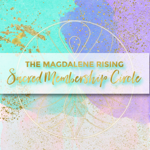 The Magdalene Rising Sacred Membership Circle, Mariaestela, Spiritual Business Coach, Catalyst & Facilitator