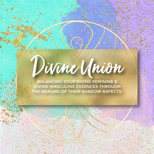 Divine Union - Healing Your Divine Feminine and Divine Masculine Essences Through The Healing of Their Shadow Aspects, Spiritual Business Coach, Mariaestela