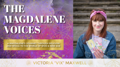 """The Magdalene Voices, A Magdalenes Journey, Victoria """"Vix"""" Maxwell, Spiritual Business Coach, Mariaestela"""