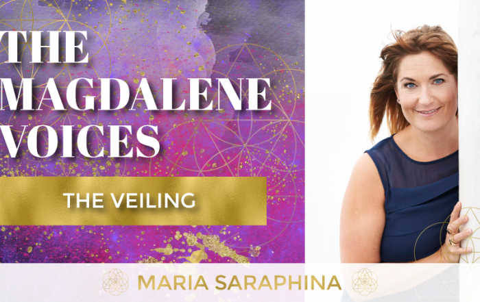 The Magdalene Voices, The Veiling, Spiritual Business Coach, Maria Saraphina